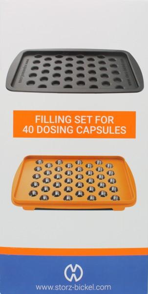 Füllset für 40 Dosierkapseln